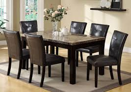 Bruce Rectangular Dining Table W 4 Side Chairs