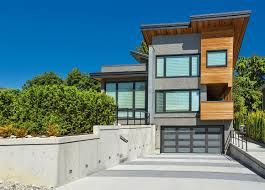 100 Modern Wood Homes Style Faux Garage Doors Clopay Canyon Ridge