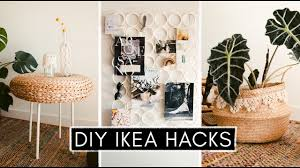 3 diy ikea hacks pouf designer regal ordnung im