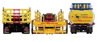3-IN-1 Truck - Multi-Use Traffic Control Truck - Royal Truck & Equipment