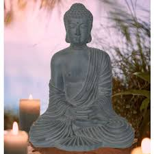 buddha deko figur
