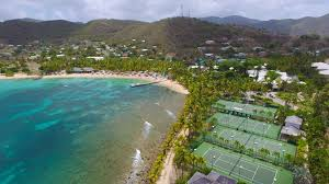 Curtain Bluff Resort Map by Curtain Bluff A Kuoni Hotel In Antigua
