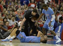 Kevin Love 45pts 19rebs 2 Elbows To Blake's Face & 1 Matt Barnes ... No Apologies Say What Now Matt Barnes Reportedly Drove 95 Miles To Beat The Says He Wants Fight Serge Ibaka On Sportsnation Ten Incidents Of Nba Career Fines And Suspeions Vs Derek Fisher Ea Ufc 2 Youtube Dwyane Wade Burns With Spin Move Demarcus Cousins Kings Sued Over Alleged Watch Would Right Slamonline Forward Involved In Nyc Bar Fight Sicom For Real Would Like Nypd Seeks Star After Nightclub Assault