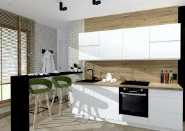 neu design hochwertige küche 240cm weiss hochlanz mdf ohne arbeitsplatte