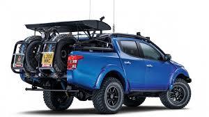 Top Gear Mods L200 as Mitsubishi Hints U S Truck Revival