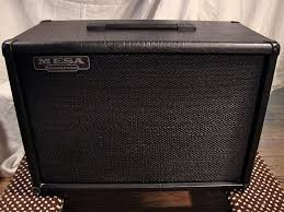 Mesa Boogie Cabinet Speakers by Mesa Boogie 1x12 Cabinet With Black Shadow Speaker Reverb