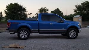 99 Blue Ford Trucks Lets See Those 15 Flame Trucks F150 Forum Community