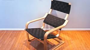 furniture ikea poang chair leather ikea poang rocking chair