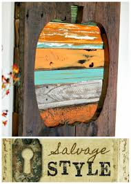 Pumpkin Patch Denver Pa by Beyond The Picket Fence Salvage Style A Reclaimed Wood Pumpkin