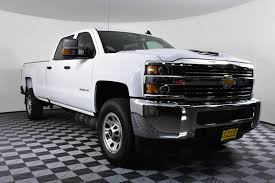 New 2018 Chevrolet Silverado 3500HD Work Truck 4WD In Nampa #D181320 ...