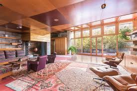 100 Frank Lloyd Wright Houses Interiors 5 MidCentury That Can Be Yours