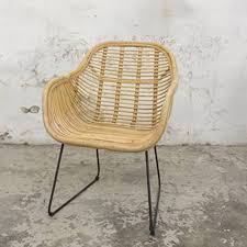 esstischstuhl rattan natur stuhl rattanstuhl esszimmer