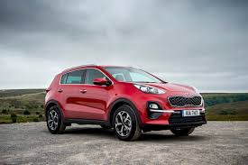 100 Kia Trucks Sportage Facelift Prices Specification And CO2 Emissions