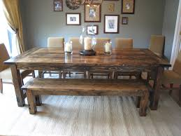 Dining Room Bench Inspirational Table With Seats Vases