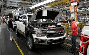 Ford Reshuffles U.S. Plants To Beef Up SUV, Truck Production | Reuters Michigan Supplier Fire Idles 4000 At Ford Truck Plant In Dearborn Tops Resurgent Us Car Industry 2013 Sales Results Show The Could Reopen Two Plants Next Friday F150 Chassis Go Through Assembly Fords Video Inside Resigned To See How The 2015 F Announces Plan To Cut Production Save Costs Photos And Ripping Up History Truck Doors For Allnew Await Takes Costly Gamble On Launch Of Its Pickup Toledo Blade Plant Vision Sustainable Manufacturing Restarts Production