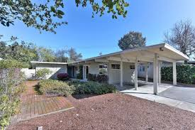 100 Eichler Palo Alto Midcentury Modern In Seeks 19 Million Curbed SF