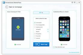 How to Transfer Data between Samsung Galaxy and iPhone 6 6 plus on