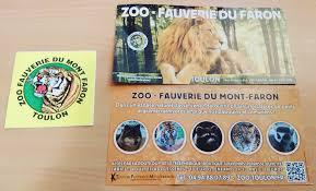visite du zoo fauverie du faron partie 1 une cuisine simple
