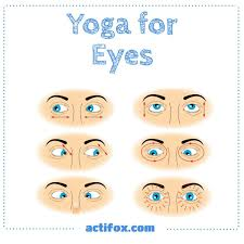 Yoga For Eyes Top 6 Exercises To Improve Eyesight Yoga Eyes
