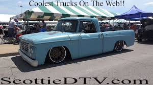 100 1962 Dodge Truck D100 Sweptline Resurrection 2017 NSRA Street Rod Nationals