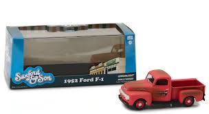 1952 Ford F-1 Pickup Truck From