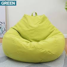 US $13.55 43% OFF Green Lazy BeanBag Sofas Waterproof Stuffed Animal  Storage Toy Bean Bag Solid Color Chair Cover Beanbag Sofas Without  Lining-in Bean ... Nobildonna Stuffed Storage Birds Nest Bean Bag Chair For Kids And Adults Extra Large Beanbag Cover Animal Or Memory Foam Soft 7 Best Chairs Other Sweet Seats To Sit Back In Ehonestbuy Bags Microfiber Cotton Toy Organizer Bedroom Solution Plush How Make A Using Animals Hgtv Edwards Velvet Pouch Soothing Company Empty Kid Covers Your Childs Blankets Unicorn Stop Tripping 12 In 2019 10 Of Versatile Seating Arrangement