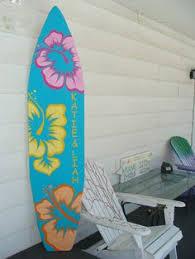 Decorative Surfboard Wall Art by Surfboard Wall Art Roselawnlutheran