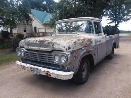 100 59 Ford Truck 19 F100 For Sale ClassicCarscom CC1128669