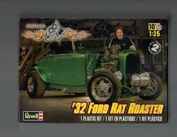 100 Stacey David Trucks Never S 32 Ford Rat Roaster Revell 1 25 EBay