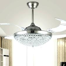 Dining Room Chandelier Ceiling Fan With Incredible Contemporary Designs