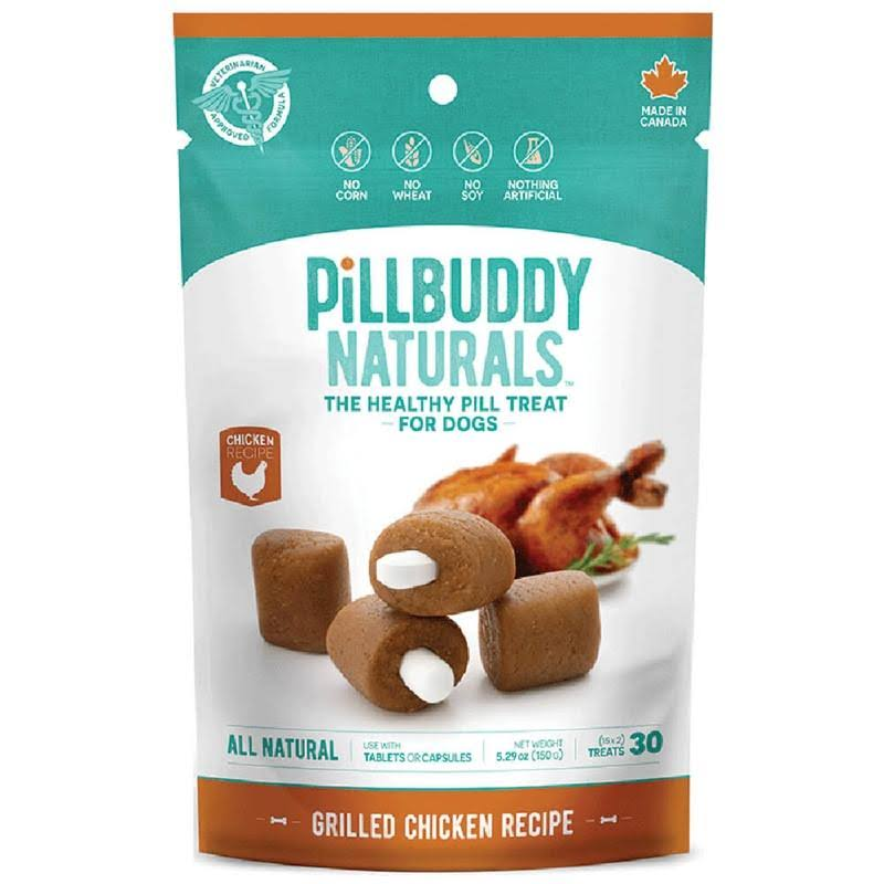 Pill Buddy Chicken 15/2PK