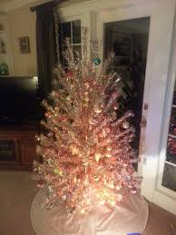 Rotating Color Wheel For Aluminum Christmas Tree by 401 Best Aluminum Christmas Trees Images On Pinterest Christmas