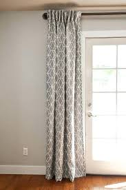 Peri Homeworks Collection Curtains Pinch Pleat by Insulated Patio Door Curtains Patio Door Curtains Patio Door