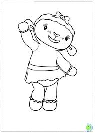 Source Wwwdinokidsorg Report Doc Mcstuffins Stuffy Coloring Pages