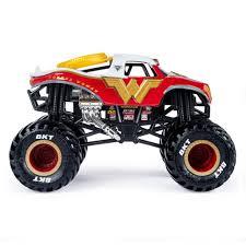 100 Monster Jam Truck Spin Master Official Wonder Woman