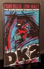 BATMAN Frank Miller DARK KNIGHT STRIKES AGAIN Used DC Comics Issue 3 DK2