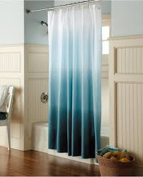 Gray Ombre Curtains Target by Ombre Shower Curtain Teal Threshold Target Shower Curtains