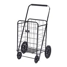 Easy Wheels Collapsible Steel Shopping Cart | Ideas | Pinterest | Steel Sydney Trolleys Heavy Duty Platform Hand Trucks Folding Twowheel Special Application Convertible Northern Tool Equipment Shop Milwaukee 300lb Capacity Red Alinum Truck At 10 Best With Reviews 2017 Research Magna Cart Flatform Lowes Canada 440lb Stair Climbing Wheels Cart Dolly Industrial Pug Collapsible Stowaway 4062 Urchchairs4lesscom Relaxdays 55cm H X 83cm W 515cm D Foldable Trolley