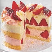kleine erdbeer buttercreme torte backraum24 backrezepte
