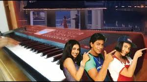 kuch kuch hota hai piano theme song piano