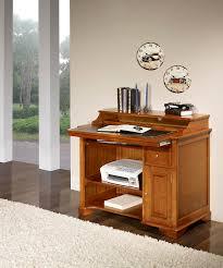 petit meuble de bureau petit bureau informatique elise en merisier de style louis