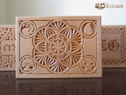 Magic The Gathering Edh Deck Box by Ales The Woodcarver Magic The Gathering Commander Deck Boxes