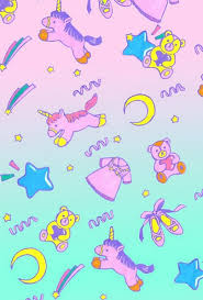 Unicorn Tumblr Background Cute