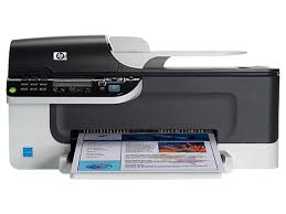 HP ficejet J4580 All in e Printer Software and Drivers