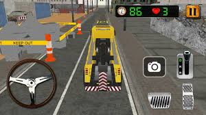 100 3d Tow Truck Games Crane Parking Simulator 3D Android Apps On Google Play