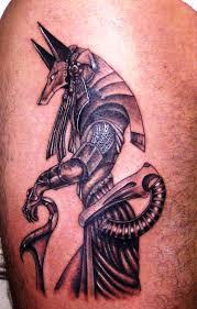 Egyptian Gods Tattoos On Arm