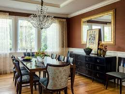 Ethan Allen Bedroom Dining Room Transitional With Sheer Draperies