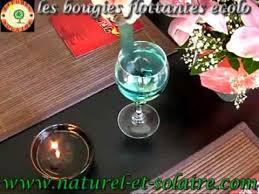 huile parfumee pour bougie bougies flottantes à huile parfumées écolo pour photophores