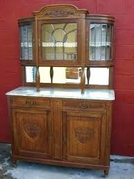 Antique Buffet Server Table Sideboards