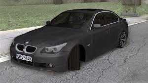 GTA San Andreas BMW 530D E60 Mod GTAinside